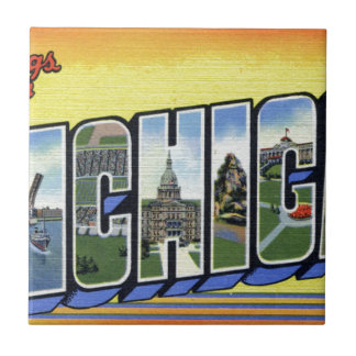 Greetings From Michigan Tile