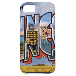 Greetings From Minnesota iPhone 5 Case