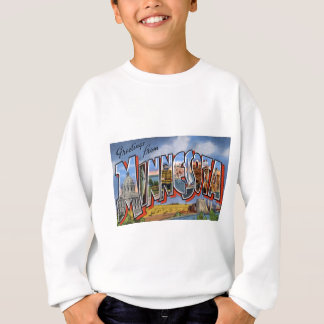 Greetings From Minnesota Sweatshirt