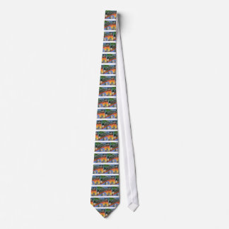Greetings From Mississippi Tie
