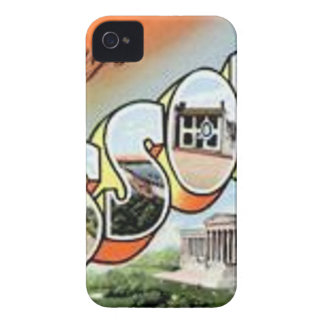 Greetings From Missouri iPhone 4 Case-Mate Case