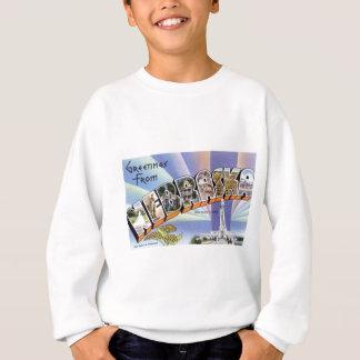 Greetings From Nebraska Sweatshirt