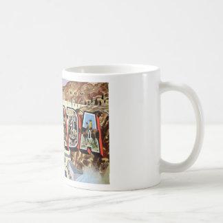 Greetings From Nevada Coffee Mug