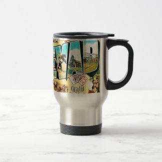 Greetings From Nevada Travel Mug