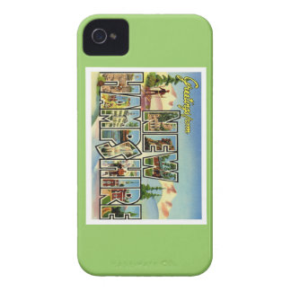 Greetings From New Hampshire Case-Mate iPhone 4 Case