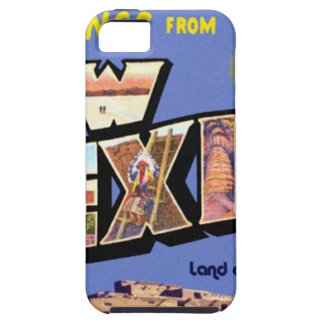 Greetings From New Mexico iPhone 5 Case