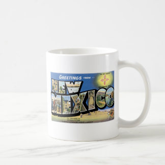 Greetings from New Mexico Mugs
