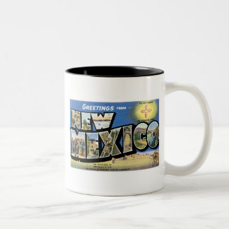 Greetings from New Mexico Mug