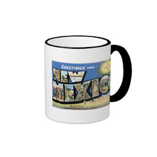 Greetings from New Mexico! Mug