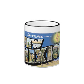 Greetings from New Mexico! Coffee Mug