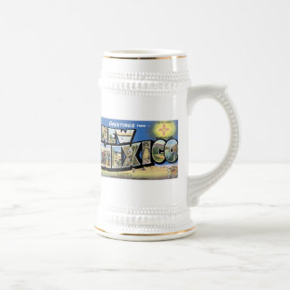 Greetings from New Mexico Coffee Mug