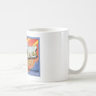 Greetings From New York City Coffee Mug