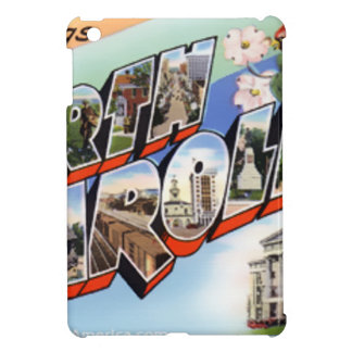 Greetings From North Carolina Case For The iPad Mini