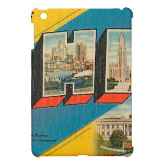 Greetings From Ohio iPad Mini Cases