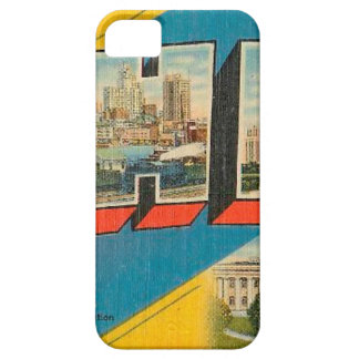 Greetings From Ohio iPhone 5 Case