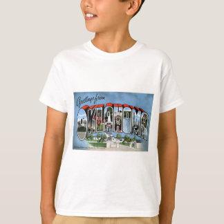 Greetings From Oklahoma T-Shirt