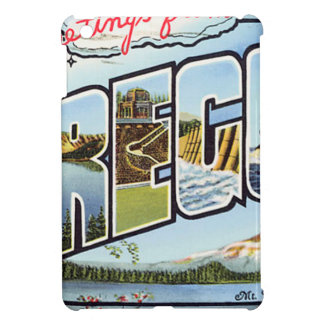 Greetings From Oregon Case For The iPad Mini