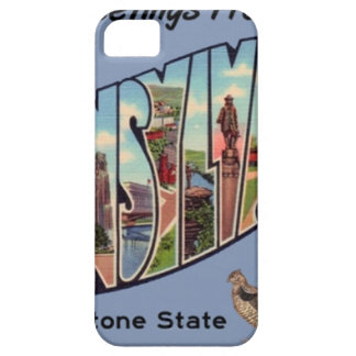 Greetings From Pennsylvania Case For The iPhone 5