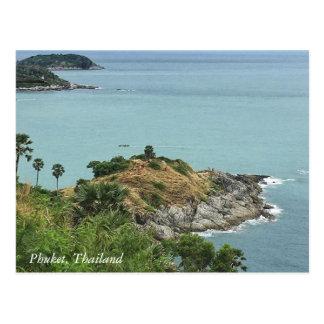 Greetings from Phuket, Thailand Postcard