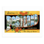 Greetings from Portland, Oregon! Post Card
