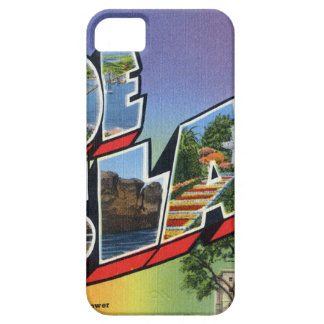 Greetings From Rhode Island Barely There iPhone 5 Case