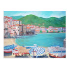 Greetings from Sicily Postcard