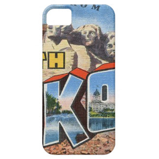Greetings From South Dakota Barely There iPhone 5 Case