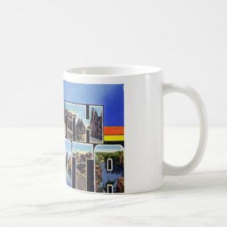 Greetings from South Dakota Mugs