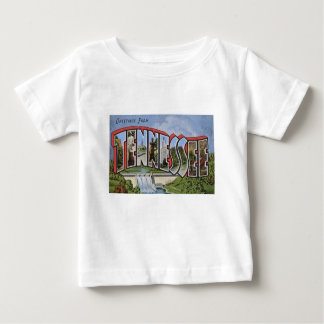 Greetings From Tennessee Baby T-Shirt
