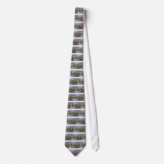 Greetings From Tennessee Tie