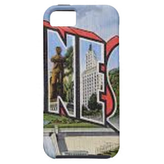 Greetings From Tennessee Tough iPhone 5 Case