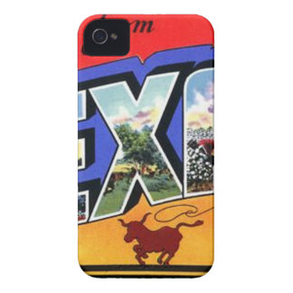 Greetings From Texas iPhone 4 Cover