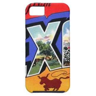 Greetings From Texas iPhone 5 Cover