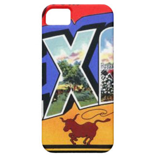 Greetings From Texas iPhone 5 Covers