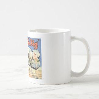 Greetings From Texas Mugs