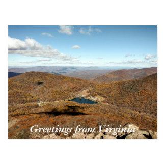 Greetings From Virginia Postcard 5