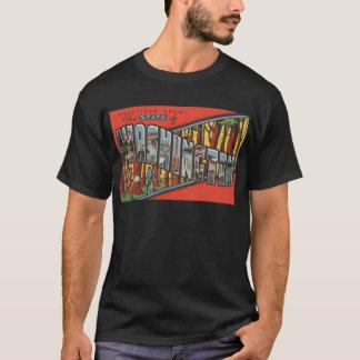 Greetings From Washington T-Shirt
