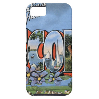 Greetings From Wisconsin iPhone 5 Case