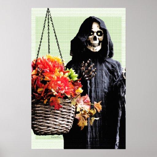 Greetings Ghoul Friends Posters