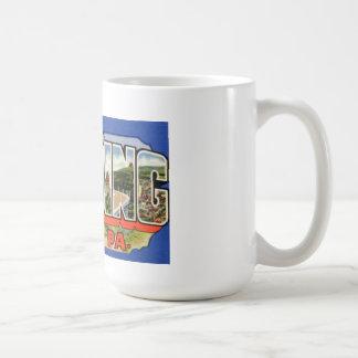 Greeting's Mug