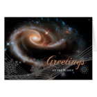 Greetings of the Season - Hubble Space Telescope Card