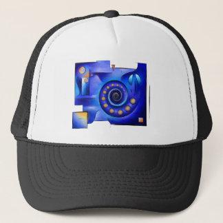 Grefenissa V1 - space art without back Trucker Hat