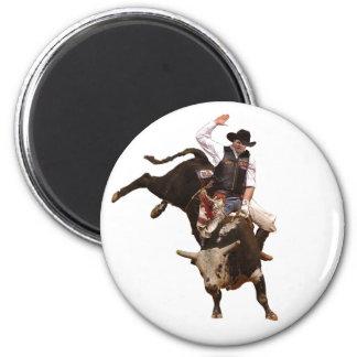 Greg on Bull Magnet