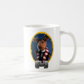 "Greg the Bunny - ""GtheB"" Classic White Coffee Mug"