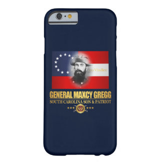 Gregg (Deo Vindice) Barely There iPhone 6 Case