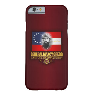 Gregg (Southern Patriot) Barely There iPhone 6 Case