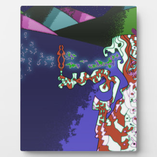 Gremlin Plaque