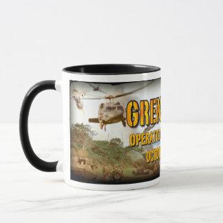 Grenada '83 OUF mug