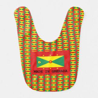 Grenada - Baby Bib