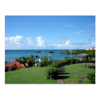 Grenada: Beautiful Grenada postcard